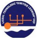 "Liceul Tehnologic ""Dimitrie Leonida"" Iași"
